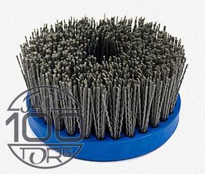 Щетка чашечная OSBORN D130x50, ворс полимер-абразив P60, М14