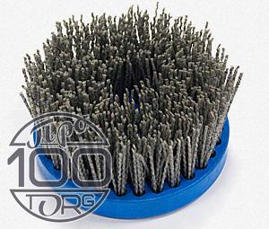 Щетка чашечная OSBORN D130x50, ворс полимер-абразив P46, М14